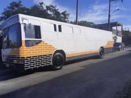 Ônibus motohome volvo b58 ano 1997 vem que tem negócio!