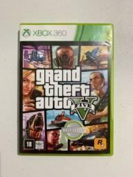 Grand Theft Auto V GTA - Xbox 360