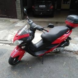 Moto Dafra 2008