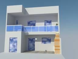 Projeto de casa, apartamento, kitnet, sobrado.