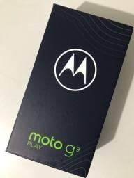 Moto G9 Play 64gb NOVOOOO!