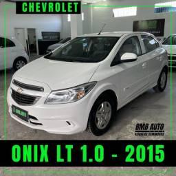 CHEVROLET ONIX LT 1.0 - 2015