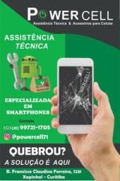 Consertos de celulares