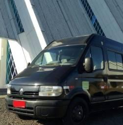 van executiva passageiro master (não sprinter, ducato, transit)