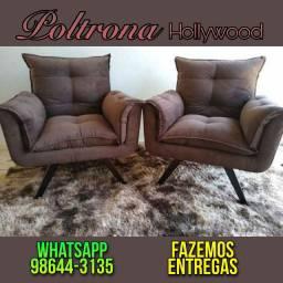 Poltrona Hollywood de Luxo