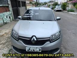 Renault Logan Expression 1.6 Flex 2015