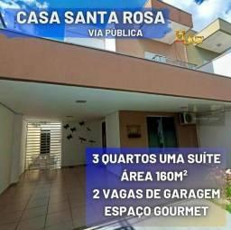 Casa à venda no bairro Parque Residencial Tropical Ville - Cuiabá/MT