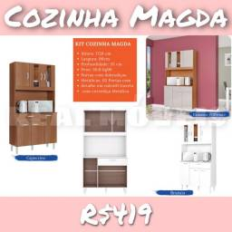 Armário de cozinha Magda armário de cozinha Magda - *