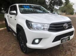 Toyota - Hilux SR Challenge 2.8 4x4 2018