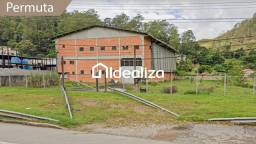 Título do anúncio: Galpão para Venda em Teresópolis, Prata, 3 banheiros