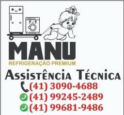 Assistência técnica especializada em máquinas de lavar