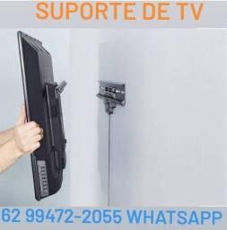 Instalação de Suporte de TV