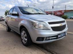 Chevrolet agile 2011 1.4 mpfi lt 8v flex 4p manual