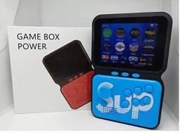 Vídeo Game M3 900 Jogos Retro Pode Jogar Na Tv Mini Com Tela