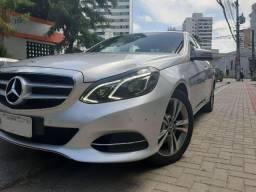 Mercedes Serie E250 2014 Prata
