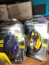 Mouse gamer 6d