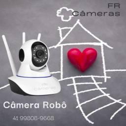 Camera IP visão noturna Wi-Fi HD yoosee