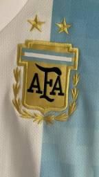 Camisa masculina seleção Argentina