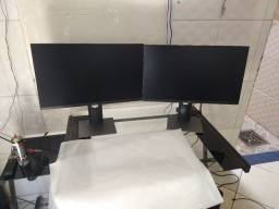 Monitor Dell LED 23´, Full HD, IPS, HDMI/DisplayPort, Valor 1280 cada