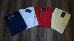 Camisas masculinas $30,00// bermudas jeans $59,00