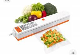 Seladora a vácuo doméstica elétrica embaladora de alimentos