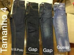 Kit calça Gap