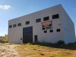 Barracão 750 m Trevo da Eni