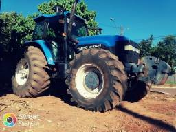Trator NewHolland Tm150