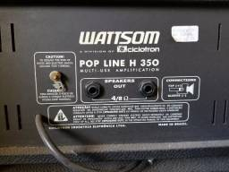 Amplificador Wattson Pop Line H 350