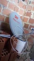 Antena sky hdtv