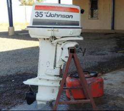 Motor de popa Johnson Seahorse 35 HP