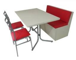 Booths para restaurante, buffet, lanchonete e cafeteria - Direto da Fábrica