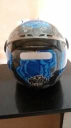 Vendo capacete Novo novo