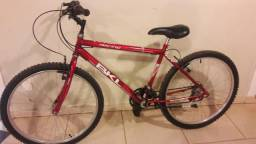 Bicicleta - aro 26 -18V - pouco uso