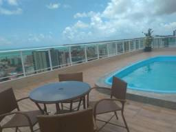 Excelente apartamento na praia de Cabo Branco