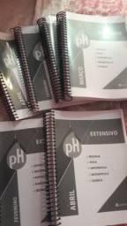 Apostilas curso PH