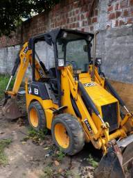 Mini Retro Escavadeira