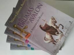 Coleção As Brumas de Avalon em ótimo estado!