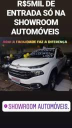 Feirão APROVA TUDO SHOWROOM(FIAT/TORO VULCANO_4X4 DIESEL AUTOMÁTICA) - 2017