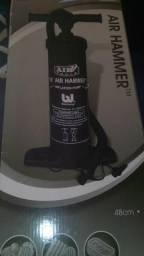 Bomba para inflar colchão.botes.picinas tamanho 50 cm nova