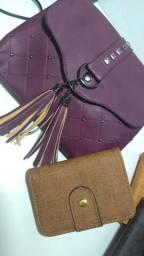 Bolsa com carteira