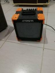 Amplificador Guitarra Block 20TU - Onner