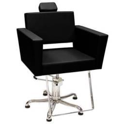 Cadeira hidráulica reclinável