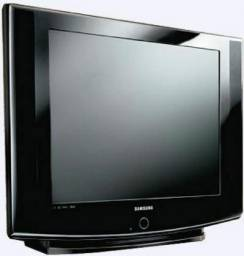 Procura tv de tubo pra hoje. le o anuncio