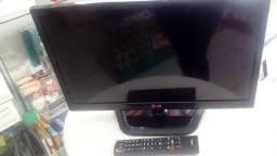 Tv LG 22 Polegadas com controle