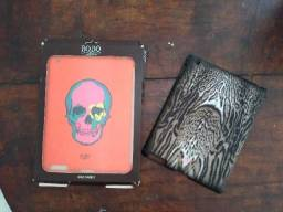 2 ipad cases de grife francesa Bo bô original novas
