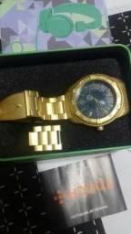 Relógio touch fosco, masculino. $250