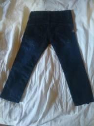 Calça jeans infantil da marca tom-ery