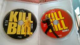 Dvd's Kill Bill Volume 1 e 2