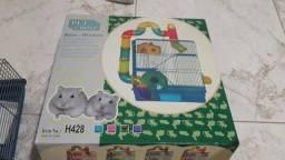 Gaiolas de hamster 3 andares